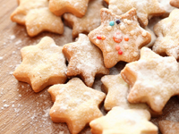 Baked goods may contain xylitol, which is poisonous to dogs